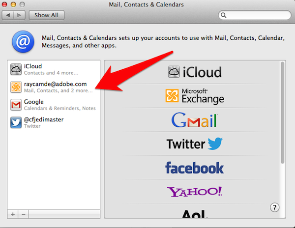 how to change password on outlook mac