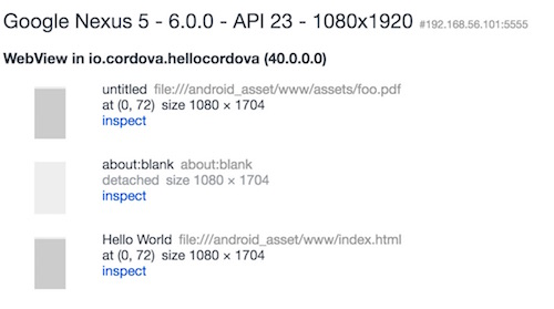 Linking to PDFs in Cordova apps