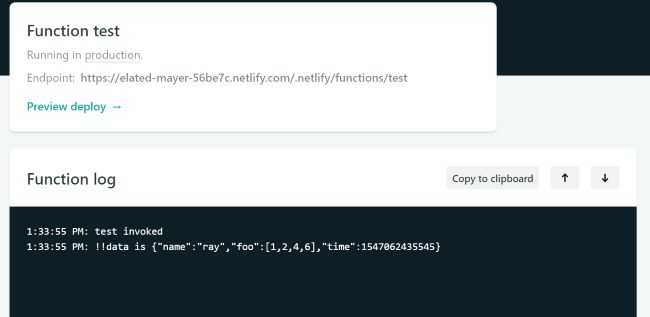 Adding Serverless Functions to Your Netlify Static Site