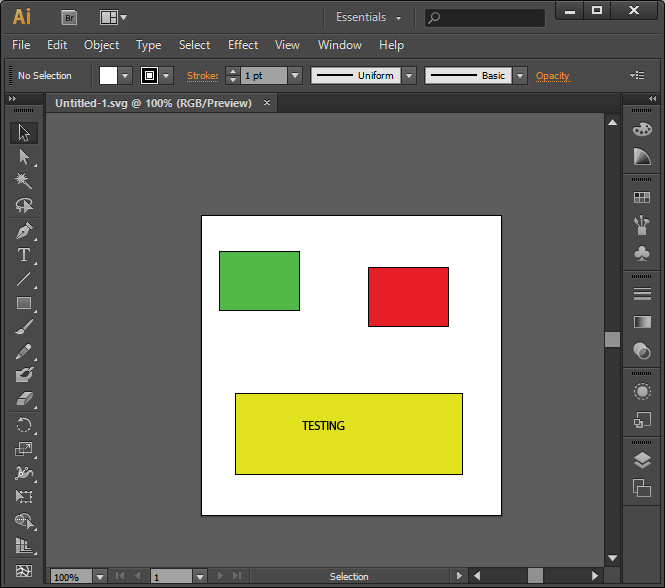 Playing with SVG and JavaScript