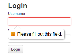 A look at HTML5 Form Validation · Raymond Camden