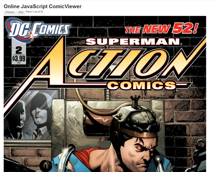 Building an HTML5 Comic Book Reader - in 2018