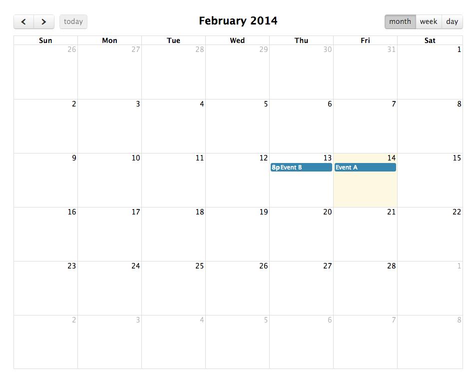 Adding a dynamic calendar to HarpJS