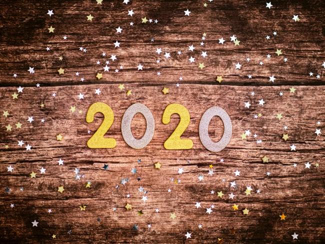 Goodbye 2019, Hello 2020