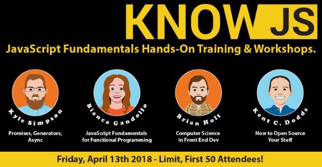 Learn JavaScript Fundamentals at KnowJS