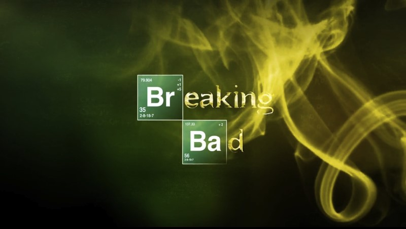 Recreating Breaking Bad Credits with JavaScript (and a bit of CSS)