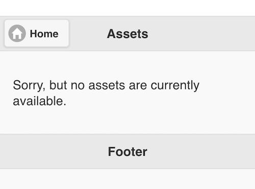 Cordova and Asset Downloads