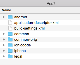 Working with IBM MobileFirst and the Ionic Framework